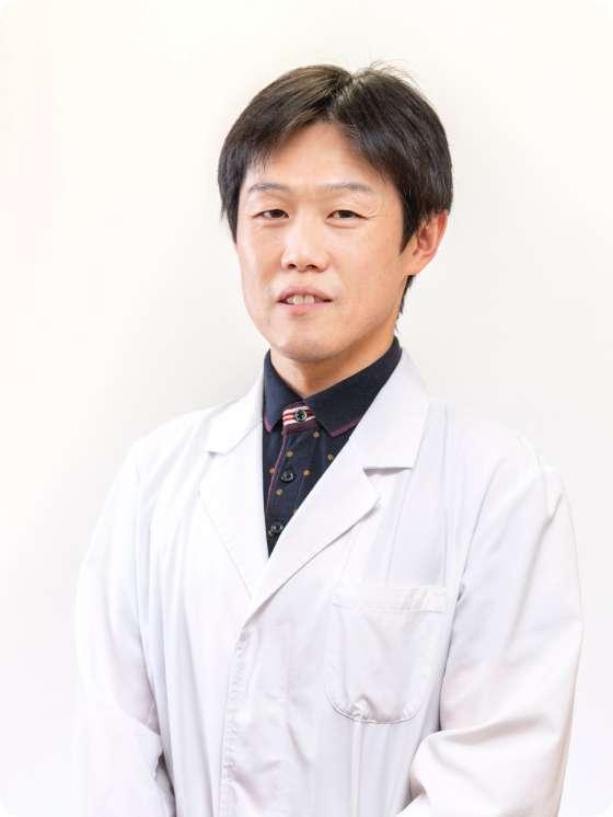 血液浄化センター医長 金宮 健翁医師の写真