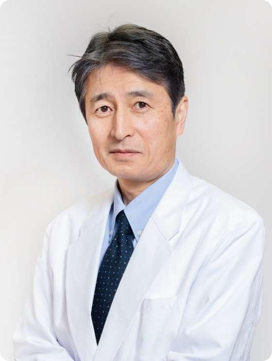 整形外科部長 町田 明敏医師の写真