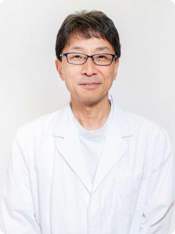 内科部長 南 尚文医師の写真
