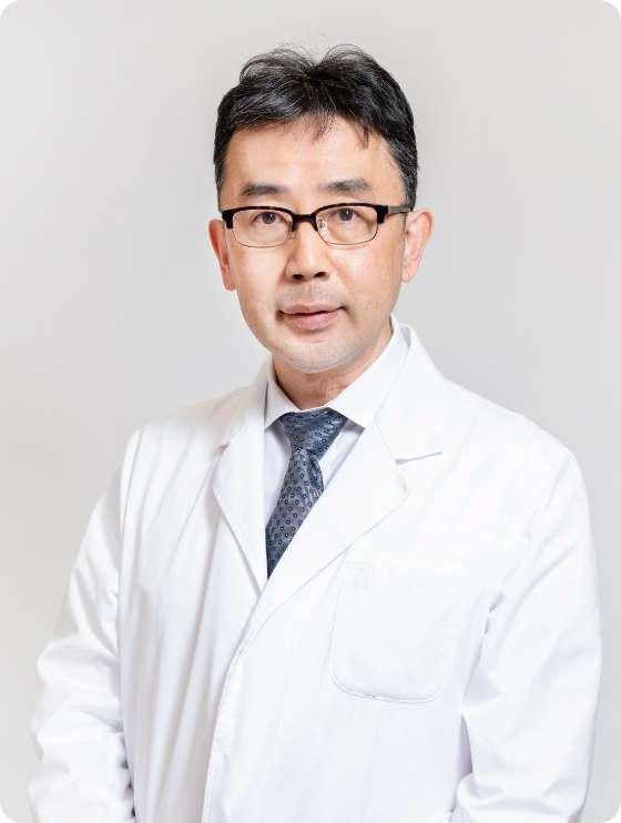 皮膚科部長 内山 慶一医師の写真