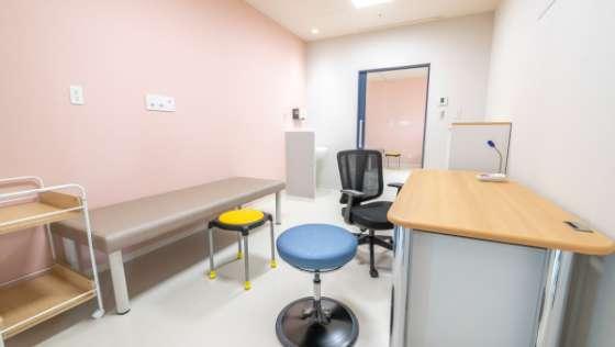 小児科 診察室 写真