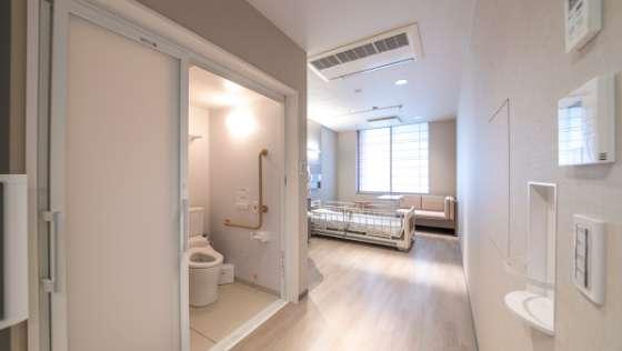 個室(シャワートイレあり)写真