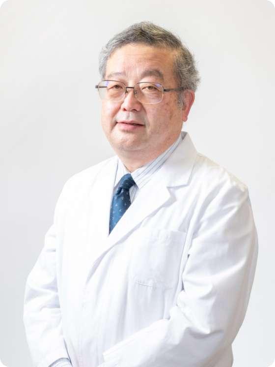 院長補佐 内科部長 片岡 伸彦医師の写真