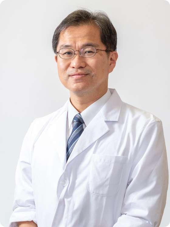 院長 中倉 兵庫医師の写真